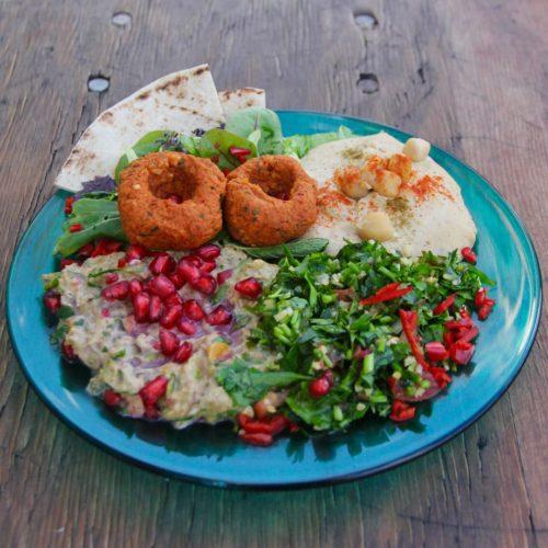 Smaken av Aleppo – vegetar