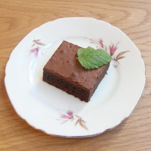 Hjemmelaget brownie